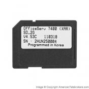 Samsung SD Media Card for MP40 Processor